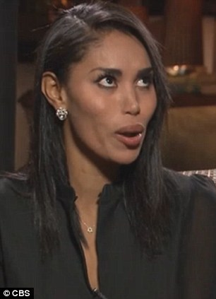 V. Stiviano talks about loving her new-found fame and how she rollerblades to deal with stress in a taped interview set to air on Wednesday's episode of Dr Phil