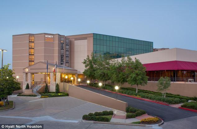 Scene: Her boyfriend woke up in the Hyatt hotel to find her not breathing and frantically called 911
