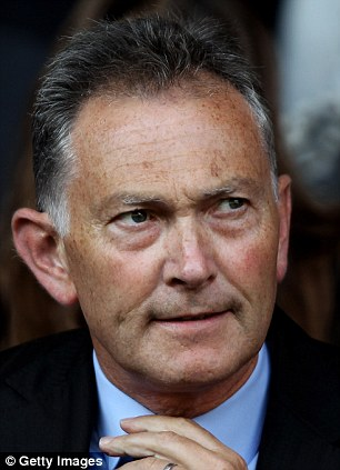 Off the hook: Premier League chief executive Richard Scudamore escapes further disciplinary action