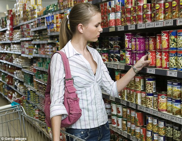 Food shopping: A late Easter and revived consumer confidence helped boost food sale volumes in April
