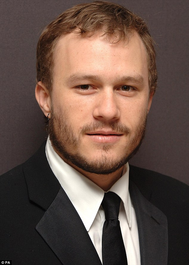 'The Great Heath Ledger': Gomes had lunch with Heath Ledger in New York the day before he died, and said she was still very affected by his death