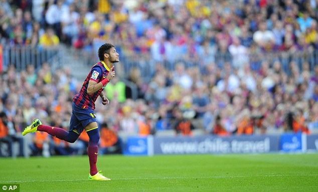 Future: Neymar will play a big role for the new manager next season