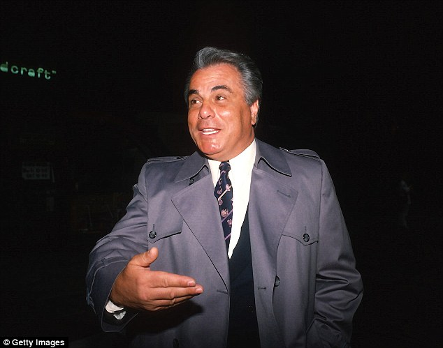 Dapper Don: Mafia boss John Gotti was found by investigators to have ties to an MCA executive