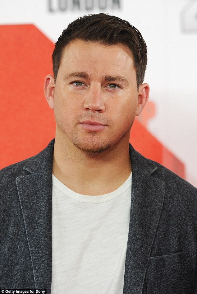 Magic Man: Channing Tatum is moving from the 22 Jump Street sequel to the Magic Mike XXL sequel