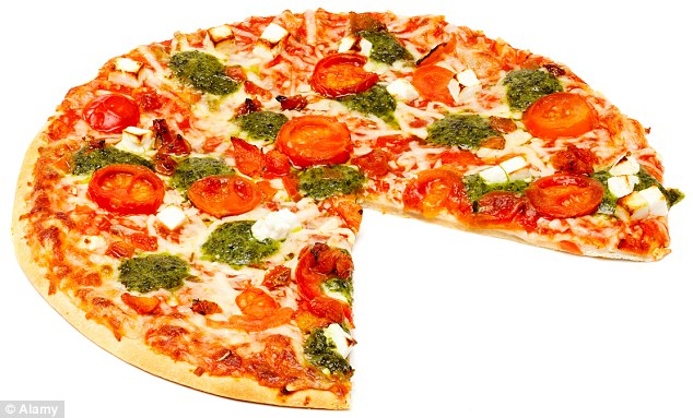 Slice of life: Tomatoes are mostly eaten in waistline widening pizzas