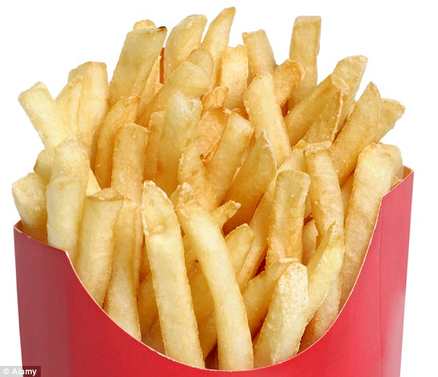 Spud you like: Americans eat plenty of potatoes, but usually as calorie-heavy fries