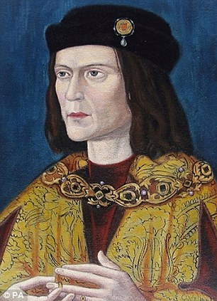 Richard was killed at the Battle of Bosworth in 1485 and was buried without pomp and ceremony