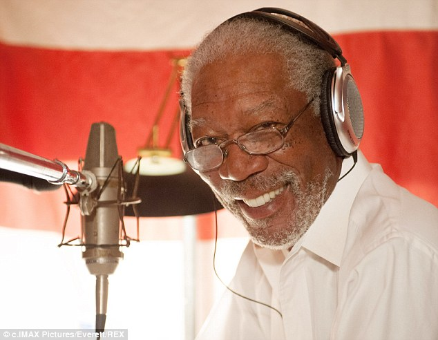 Morgan Freeman is considered something of a narration god, lending his voice to countless causes
