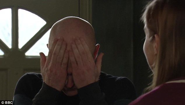 Max Branning comes to terms with what he's done, after Phil told him he was persona non grata in the square and Lauren branded him 'a dirty old perv. Either that or he was concentrating on remembering all the great sex he had with Lucy