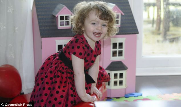 Doctors at Leeds General Infirmary have told Mrs Thomlinson that Sophie does not need the operation and that it would not be in her best interests for it to be carried out