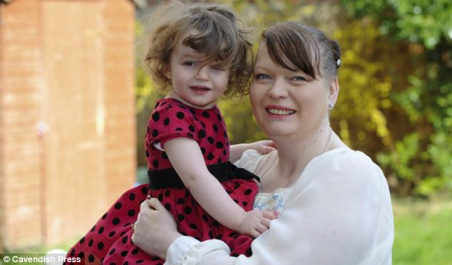 Allison Thomlinson raised £50,000 for Sophie to have surgery which she believed would help her walk. But, she was then devastated to be told Sophie does not qualify for surgery