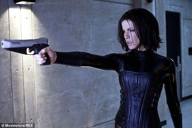 Time for another? Kate hasn't closed the door on the possibility of a fifth Underworld movie and wouldn't Michelle be perfect as her vampire underling