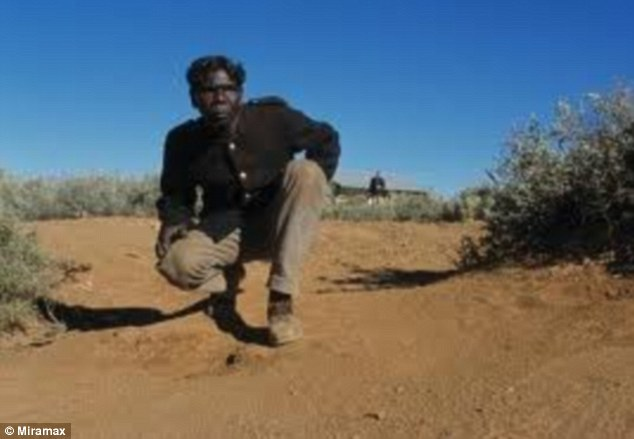 Cultural heritage: He got to draw on his real life experience as an accomplished tracker in the Golden Globe nominated Rabbit-Proof Fence in 2002