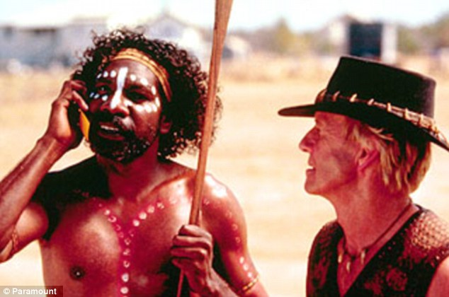 Screen icon: Gulpilil has had a long, illustrious career appearing in classics such as Crocodile Dundee with Paul Hogan