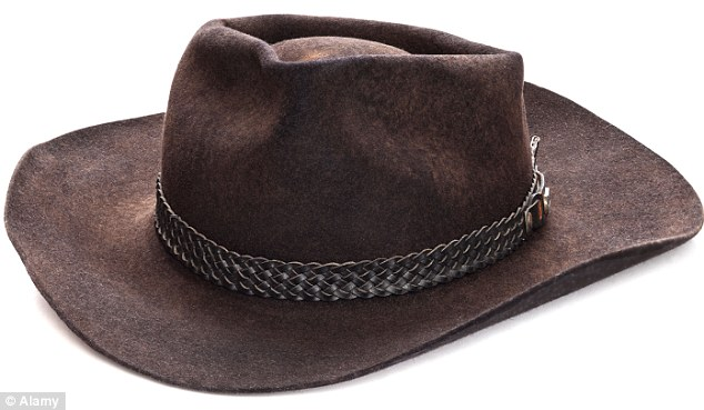 Iconic: The Akubra hat is a symbol of the Australian outback and has recently seen huge demand from China and also Tibet