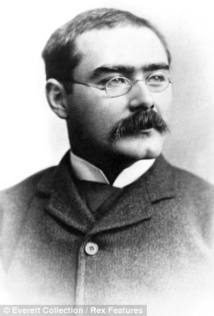 Famous resident: Rudyard Kipling rented The Elms for three guineas a week from 1897 to 1902