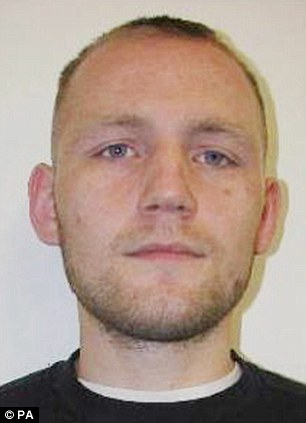 Dean Jackson, 27, from Newcastle-upon-Tyne