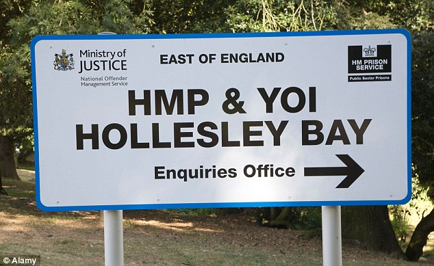 Paul Oddysses vanished from Hollesley Bay on the Suffolk coast on Saturday sparking a major police search