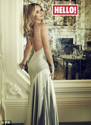 Amanda Holden says that she has eschewed her Spanx after discovering yoga