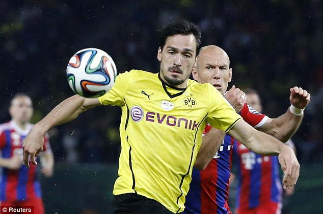 Hummels has made it clear that he doesn't want to leave Dortmund this summer