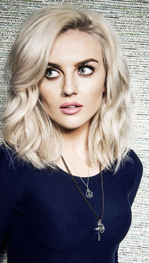 Looking good! Perrie Edwards, who is engaged to One Direction's Zayn Malik, said: 'Following the success of our last range we are super excited to launch these gorgeous products'