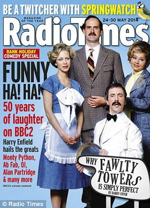 Out now: For the full interview with Michelle, pick up a copy of this week's Radio Times