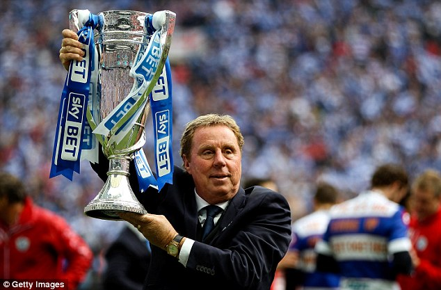 Changes: QPR manager Harry Redknapp knows he has work to do to keep his club in the Premier League