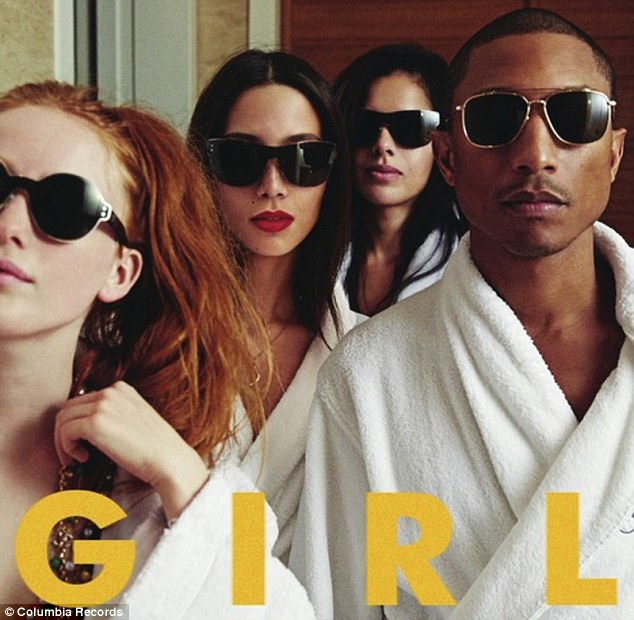 Happy coincidence: Pharrell's new album is the inspiration behind the art exhibition in Paris