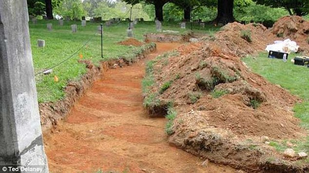 Now, some 150 years after the Civil War, the bodies of 40 Confederate soldiers discovered at Old City Cemetery over the past two months will receive a proper memorial