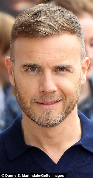 Rapped: Earlier this month an investment scheme used by Gary Barlow, pictured, and other members of Take That was struck down by a tribunal