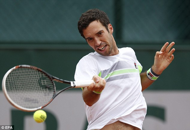 From Russia with love: Mikhail Kukushkin is coached by his wife Anastasia