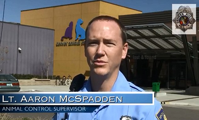 Lieutenant Aaron McSpadden of Denver Animal Control has confirmed that an investigation has been launched into Sohn to establish why Bronson didn't properly surrendering his dog
