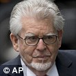 Australian born veteran TV and music entertainer Rolf Harris arrives for his trial at Southwark Crown Court