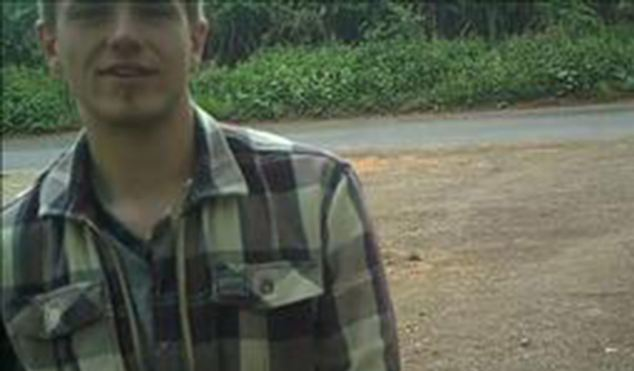 The CCTV cameras got clear images of the man, who was wearing a checkered shirt, jeans and white shoes
