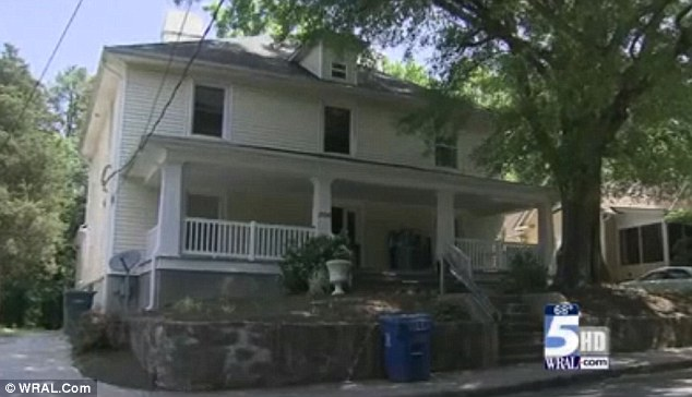 The alleged sexual assault took place at the Sigma Nu fraternity house at the university