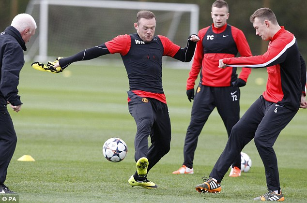 Plenty to work on: The United squad will be expected to do better than last season