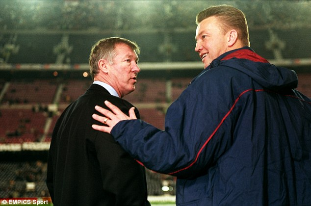 The second coming? Van Gaal's reign is set to be like Ferguson's in terms of the respect that he commands