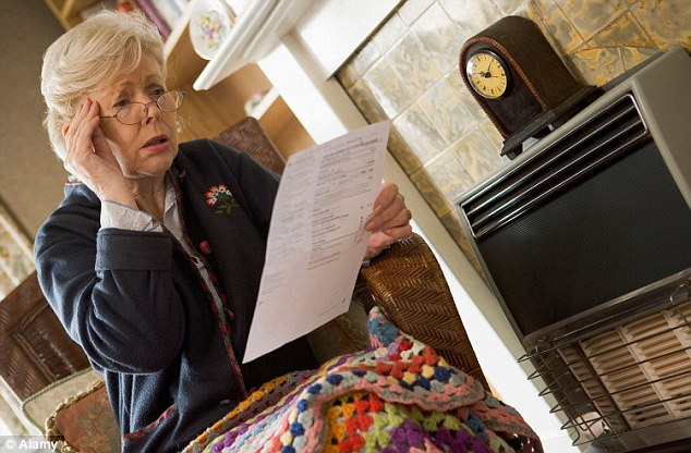Shock: Many on company pensions will find them less valuable than they first thought, it is claimed (file photo)
