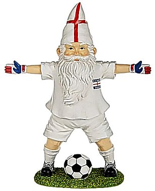 'It's coming gnome': B&Q is hoping for big sales from a range of World Cup merchandise