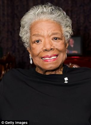 Classic: Maya Angelou's autobiography is being taken off the syllabus by Welsh board WJEC