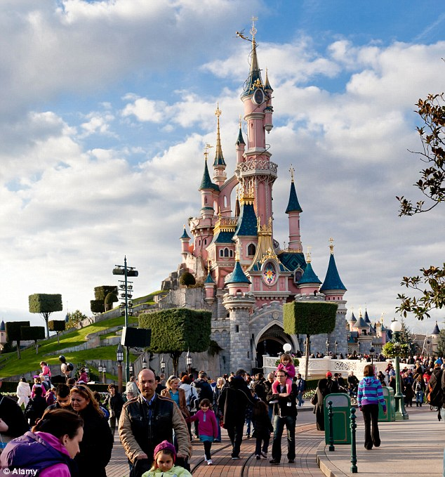 Not so magical: British families are being charged more than the French for holidays to Disneyland Paris