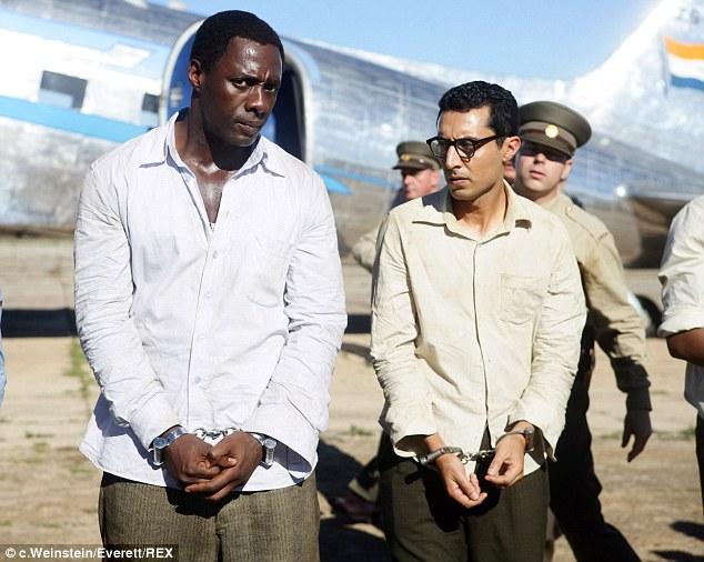 William Nicholson spent 15 years working on Nelson Mandela: Long Walk To Freedom starring Idris Elba