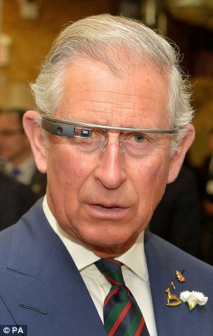 The Prince of Wales tries on Google Glass during a tour of Innovation Alley in Winnipeg Manitoba, on the fourth and last day of his trip to Canada. The row over Prince Charles reportedly comparing Vladimir Putin to Hitler rumbled on today with senior British and Russian diplomats holding talks over the alleged comment in Canada. Russia?s deputy ambassador Alexander Kramarenko was meeting a senior official at the Foreign Office this afternoon. The senior official was likely to stress that the reported words were from a private conversation and had not been confirmed as accurate by Clarence House. A senior Russian diplomatic source reportedly said: ?We hope there is nothing behind it. But it is unclear to us ? what does it mean?? The source stressed the comments were particularly sensitive given the scale of Russian casualties in the fight against Hitler?s regime.   PRESS ASSOCIATION Photo. Picture date: Wednesday May 21, 2014. See PA story ROYAL Canada. Photo credit should read: John St