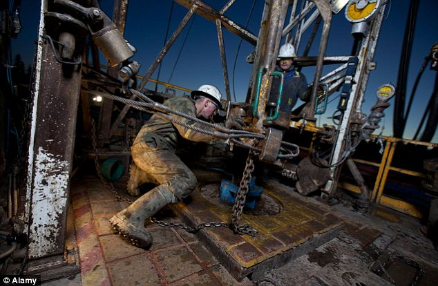 Meteoric: Rose Petroleum's share price has risen 190 per cent after a review of its interests suggested its shale oil and gas reserves were far larger than first thought