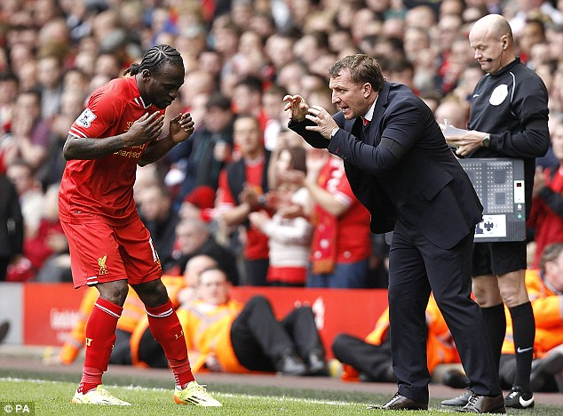 Limbo: Victor Moses will need to find a new club this summer after an unsuccessful loan spell at Liverpool
