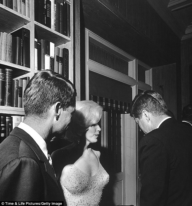 Serial cheater: Marilyn Monroe was just one of the women on a long list of JFK's conquests--and Bobby Kennedy's as well. But she was the last straw for Jackie