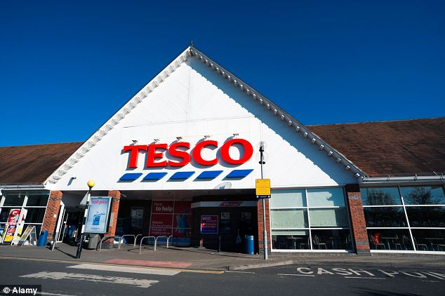 Bright spot: Tesco shares rallied after a drop in first quarter sales proved less than some analysts had feared.