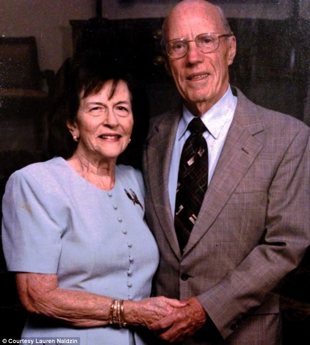 Peggy married her husband William in 1942. They opened a funeral home in Philadelphia that two of their children still run. William died in 2008