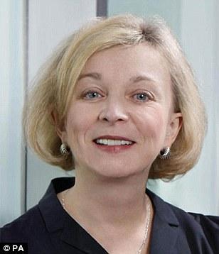 Royal Mail boss: Canadian Moya Greene