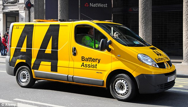 Going public: AA's £4billion float could be announced as early as Friday by its parent company Acromas Holdings